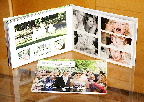 Wedding Image Books | Philip Edwards Photography - Wedding Image Books
